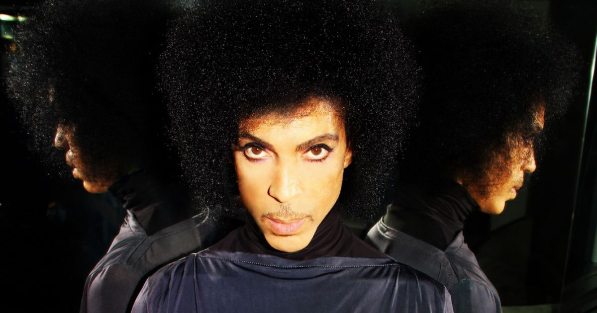 Prince. Photo by Nandy McClean.