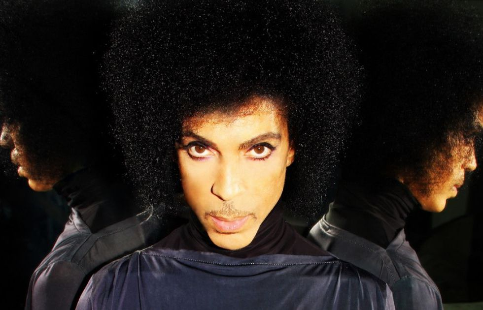 Prince. Photo by Nandy McClean.