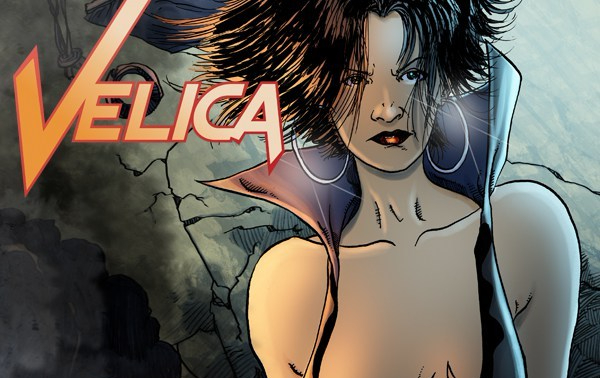 Velica on Comixology